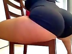 Twerking en silla