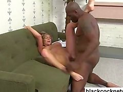 Lex Steele fucks and cum blasts hot blonde bitch