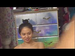 Vietnamese American Model Gf Fucked by Bf -