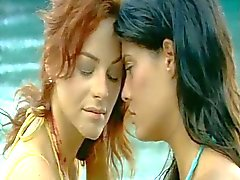 griekse celebs - lesbische scene