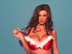 Алис Гудвина есть Busty Рождественское чудо