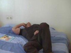 Muscle Raphaël Phone Sex Cum (Jerk Off & Cum)