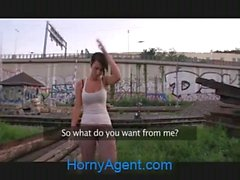 HornyAgent Great Tits, Great Ass, Great Fuck