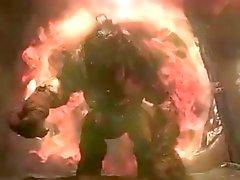 3D auszuschalten Monster fickt Kunoichi