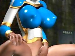 3D Hentai Super Heroin Needs Super Cock - FreeFetishTVcom