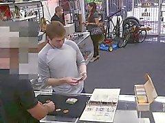 Pawn Amateur spicyasted für Bargeld