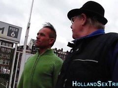 Todelliset hollantilaiset prossieriretket