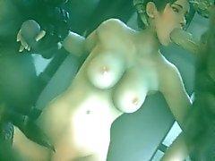 HMV [ Kakahmv ] Kunoichi satisfier