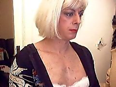 Smoking Sissy Chrissy