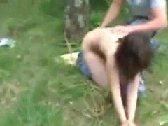 Humiliation de la salope College Fanny