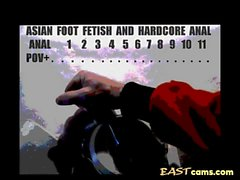 Viet Anal Foot Fetish Insanity part 4