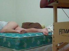 hd - du se mina fötter stunder som jag jucka my bed fulla videon