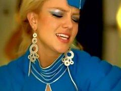 Britney Spearsin - ToXXXic ( Musiikkivideofestivaalien porno kokoaminen Muokkaa Näytä )