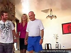 Swinger Blonde MILF Wants A New Man