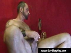 Homosexuell Handjob - Homosexuell weißen Jungen Wichsen erwischt schwarz Dudes 27