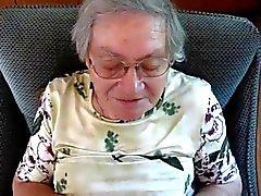 Ejaculação Pênis Alemã Granny 3