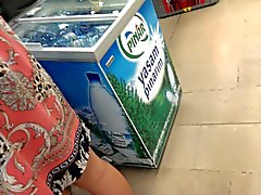 турецкого висио телок в супермаркете