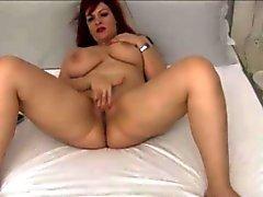 Mujeres Grandes y Hermosas pelirroja Masturbación Cam Mostrar