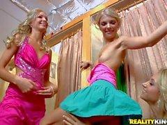Blondes von Sammie Puppen Jana Franziska und have some fun