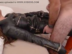 Sex in full leather