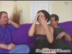 Cara partes de sua esposa com outro cara Mindy como ele vê