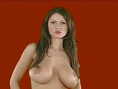 Schönes Dicke Titten Veronica Zemanova (lustige Schnitzer )