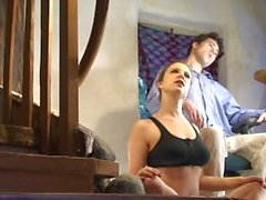 Seated neck and shoulder relaxation, Erin Electra