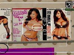 Di GTA : SA - Il Porno Shop ( Lisa Ann di DVD )