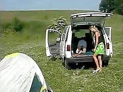 Diversão no carro