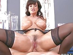 Lisa Ann Anal Nurse Ass on_Duty
