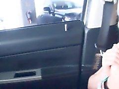 Adolescenti Incagliato di Staci Andrews pestato all'interno della vettura