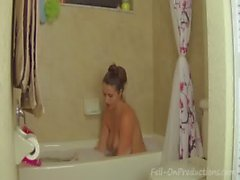 Madisin Lee in Spying on Mom in the Shower