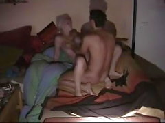 German Couple caught on Hidden Cam Assfuck