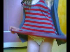Teen TS Webcam 04