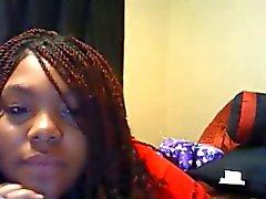 american girl negra