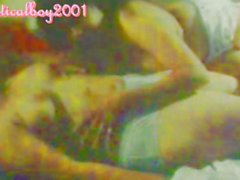 Classic Indian very old clip of mallu lesbians enjoying