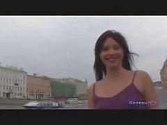 Prostituta anal Super da Rússia.