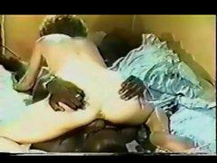 Busty vintage pornstar älskar stor kuk