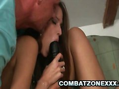Euro babes Silvie and Mia having a girl on girl fun when