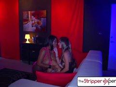 The Stripper Experience - Jessica Jaymes e Maserati scopano
