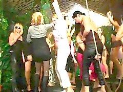 Sexueller und feuchte partying