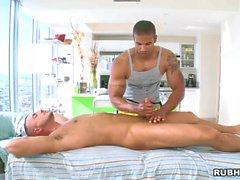 Hot Massage für boyfrend