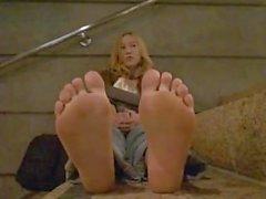 blonde soles