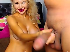 Busty Wife Sucks, Rides ans Swallows