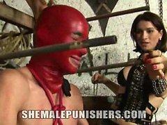 Adriana , Gabrielly Paola und die Walkiria Angriffs dieser Sklave in der