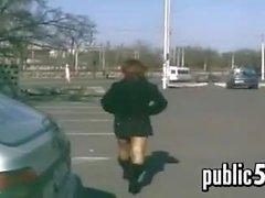 Dirty Amateur Girls In Public