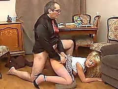 Leçon de de sexe avec des enseignants cornée