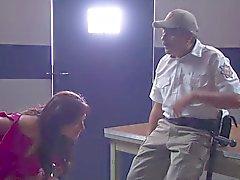 Der mexikanischen Polizei verhoert