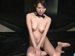 Amazing gangbang porn story for young Kotone Aisaki