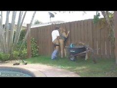 Busty Schlampe Samantha 38G fickt die Hilfe